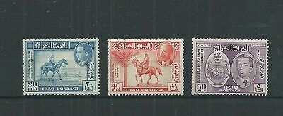 Iraq 1949 Upu Set Fresh Mlh
