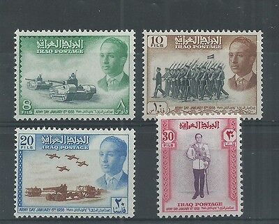 Iraq 195 Army Day Set Fresh Mlh