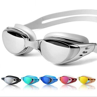 Swimming Goggles Anti Fog UV Protection Swim Goggle Sport Glasses Adult Summer