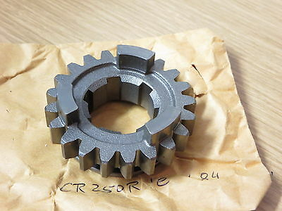 Honda CR250R Getriebezahnrad 21 Zähne 23471KA4740 GEAR COUNTER 4TH