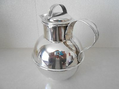 Sterling silver cream jug