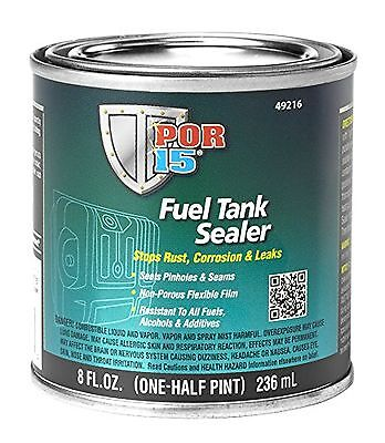 8 fl oz Standard Tank Sealer Automotive Tool Repair Fuel Resistant Anti Rust Aid