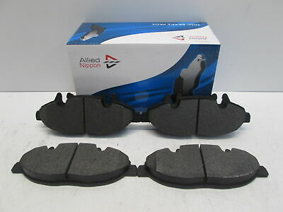 Front Brake Pads Fit Mercedes-Benz	Vito/Mixto 2003-2016 109 111 115 119 Cdi 4X4