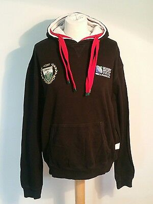 Wales hoodie Rugby world cup 2011 small
