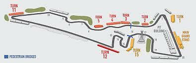 8 PSL licenses for Main Grandstand Seats Circuit of the Americas Tickets
