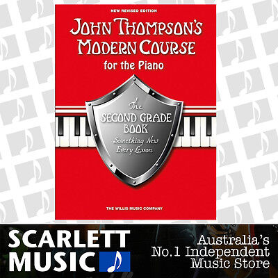 John Thompson's Modern Course For The Piano - Grade 2 ( Two / Second ) *NEW*