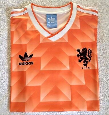 1988 Netherlands Holland retro football shirt jersey kit - M