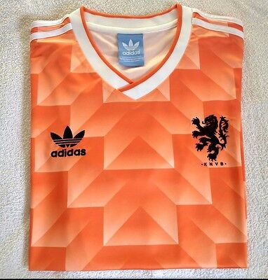 1988 Netherlands Holland retro football shirt jersey kit - XL
