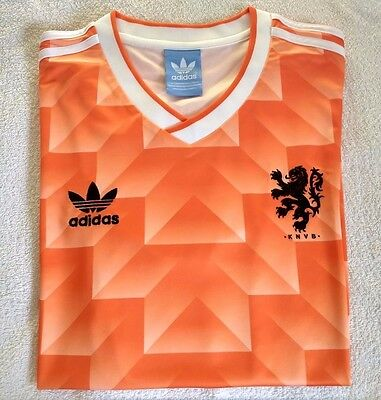 1988 Netherlands Holland retro football shirt jersey kit - S