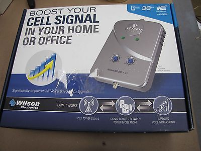 Wilson Electronics DT Home & Office Cell PHONE SIGNAL BOOST KIT, 463105, GRAY