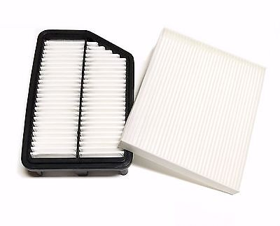 Combo Set Af6166 C35660 Engine&cabin Air Filter For New Elantra Forte Forte Koup