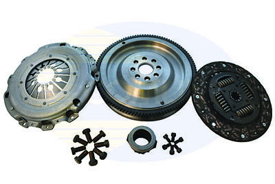 For Bmw 3 5 Series E46 E36 E39 325 330 528 530 Xi I Ci Solid Flywheel Clutch Kit