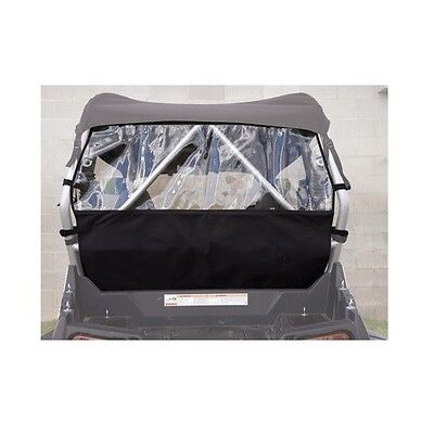 Tusk UTV Rear Back Window Polaris RZR 570 2012-2016 rzr570 dust stopper