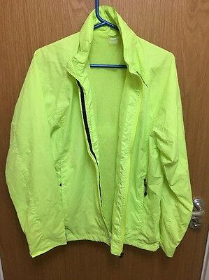 Ronhill Pursuit Running Jacket Small Yellow