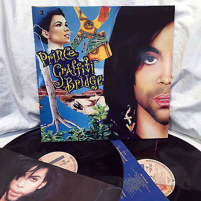 2Lp –  Prince / Graffiti Bridge / Nm