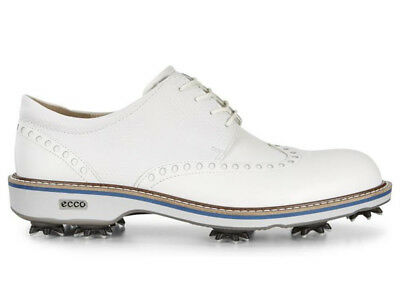 Ecco Lux Golf Shoes - White