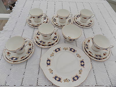 Royal Sutherland by Hudson & Middleton 20pc Tea Set