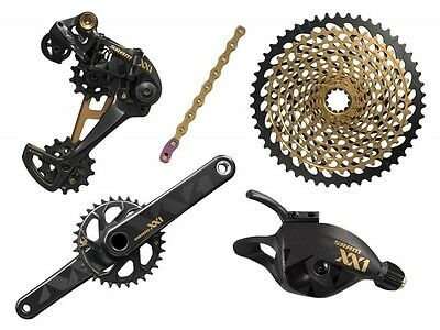 SRAM XX1 Eagle 175mm GXP Complete Groupset