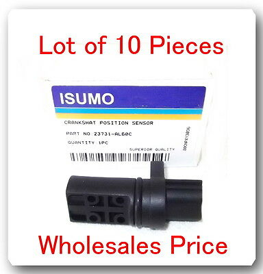 23731AL605 237318J106 237318J105 S100 Crankshaft Position Sensor 237318J100