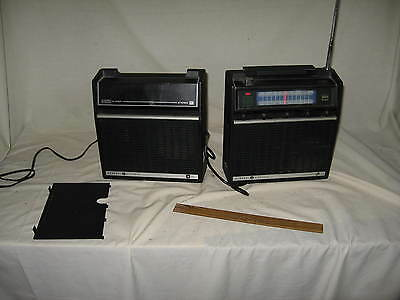 Vintage GE General Electric M 8617A AM/FM/8-Track Portable Stereo
