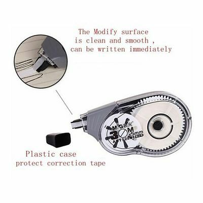 Long Roller Black Out Tool Stationery Correction Tape 30m Office