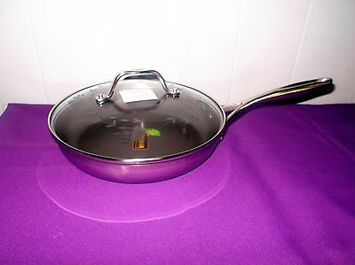 Princess House Culinario Series Healthy Cookware 10ʺ Skillet #6897 NEW IN BOX