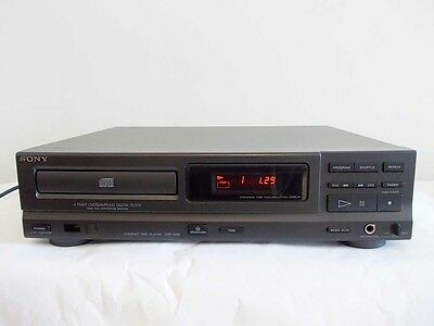 Sony Cdp-M19 Lettore Cd Hi-Fi Stereo