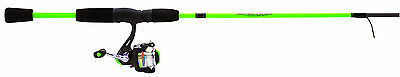 "TROUT DADDY TDS7560-2 2pcs 6'0"" Light Spinning Combo NEW SALE $19.99 was $32.99"