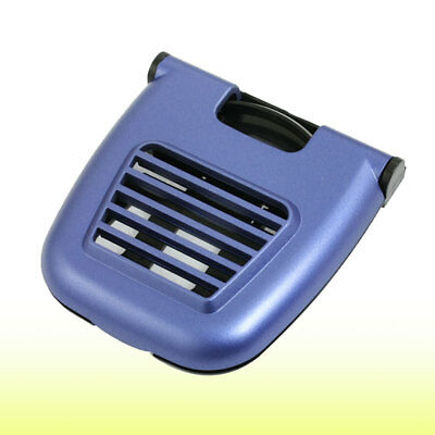 Air Vent Black Blue Plastic Foldable Can Drink Cup Can Bottle Holder for Car