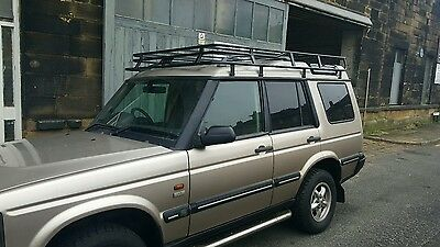 roof rack to fit a discovery 2