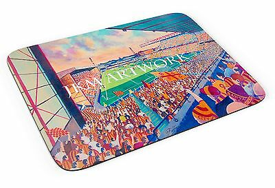Valley Parade Stadium Art Mouse Mat- Bradford City Football Club