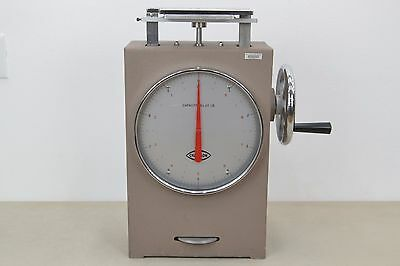 Chatillon MST-10 LB Spring Resiliency Tester Manual Stand 10 x 0.2 lb 15261 J15