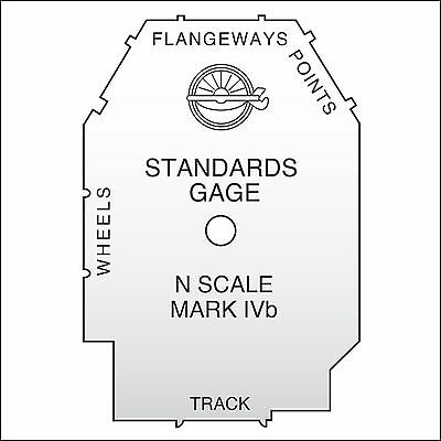 Model trains N SCALE STANDARDS GAUGE for the serious Railroader NMRA Product.