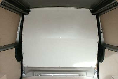 Van Guard Full Solid Steel Security Bulkhead VG246S for Citroen Dispatch (07-16)