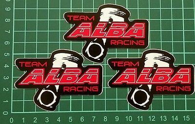 Team ALBA racing decals stickers offroad atv mint diesel nhrda utv sand mx side