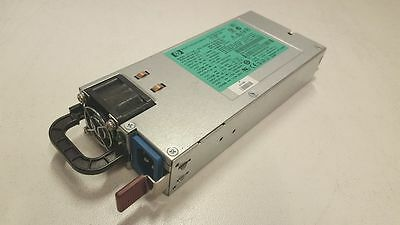 HP 1200W High Efficiency PSU 570451-101 579229-001 DL380 DL580 DL980 G6 G7