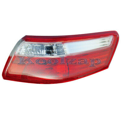 TYC For 07-09 Camry Taillight Taillamp Rear Outer Brake Light Right Passenger
