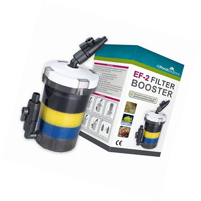 All Pond Solutions EF-2 External Filter Booster Supplimentary Canister, 2.3 Litr