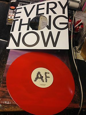 "ARCADE FIRE - EVERYTHING NOW - ORANGE VINYL 12"" SINGLE - NEW (2017) Limited Edit"