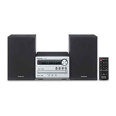 New Panasonic Micro Hifi System With Bluetooth Sc-Pm250