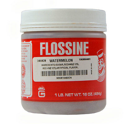 Candy Floss Flossine by Gold Medal  - 454g Jar