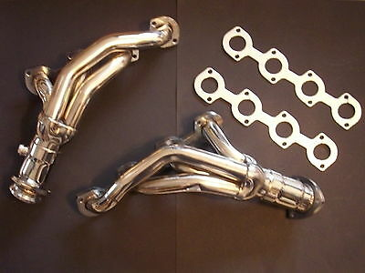 Rhd Mercedes Headers M113K Engine Fits E55/500 Cls55 Cls500 Sl55 Amg Eurocharged