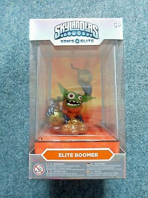 Skylanders EON'S ELITE BOOMER Metallic Super Chargers Figure *NEW*