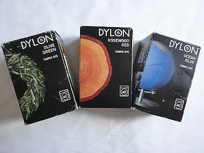 Dylon - Machine Fabric Dye Clothes Wash - 200 g Size