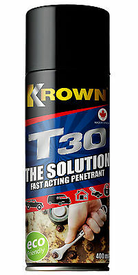 Krown T30 The Solution - Fast Acting Penetrant