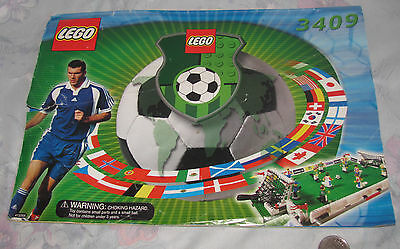 LEGO Soccer Championship Challenge Instruction Manual Only