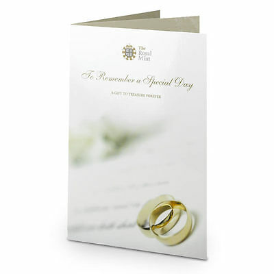 The Royal Mint 2014 Wedding Coins Gift Pack - DUW14WP