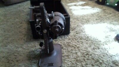 Vintage Revere Eight 8mm Film Movie Projector W/ Case
