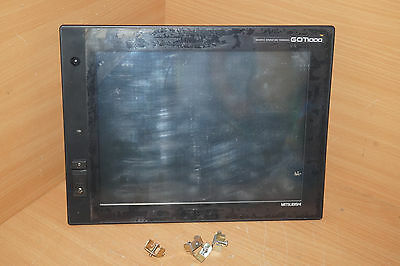 Mitsubishi Operator Panel GT 1585-STBA + Ethernet Interface UNIT GT15-J71E71-100