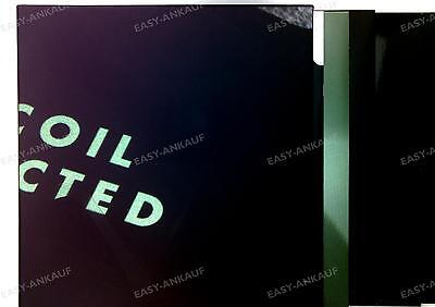 Recoil - Selected UK 4LP 2010 + Booklet Depeche Mode Nbd Ed Low Number #096! //1